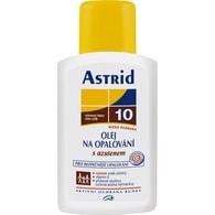 Astrid olej na opalování OF 10