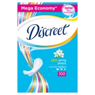 Discreet Deo Spring Breeze intimky 100ks