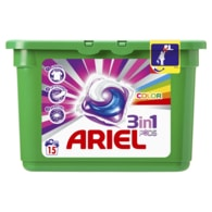 Ariel Color prací kapsle 15ks