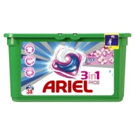 Gelové kapsle Ariel Touch of Lenor 38ks
