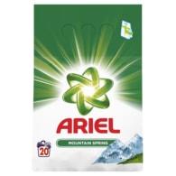 Ariel Mountain Spring prací prášek 1,5kg 20PD