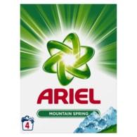 Prací prášek Ariel Mountain Spring 300g Box 4PD