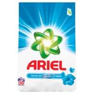 Ariel Touch of Lenor Fresh Color prací prášek 3,75kg 50PD