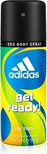 Adidas Get Ready For Him deodorant ve spreji