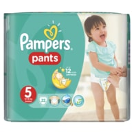 Pampers Carry Pack 5 Junior 22ks kalhotkové plenky
