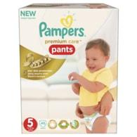 Pampers Premium Care 5 Junior 40ks jednorázové plenky