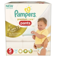 Pampers Premium Care 5 Junior 20ks jednorázové plenky