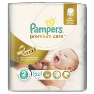 Pampers Premium Care 2 Mini 22ks jednorázové plenky