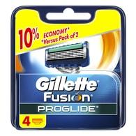Fusion ProGlide Manual náhradní hlavice 4ks