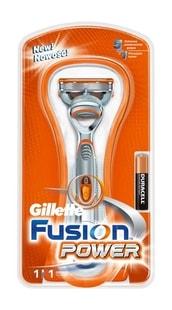Fusion Power holící strojek + 1 hlavice