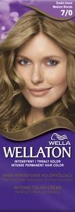 Wellaton barva na vlasy 70 Středně blond