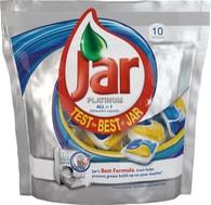 Jar Platinum 10ks kapsle do myčky nádobí