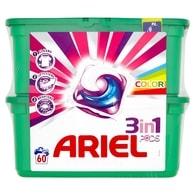 Ariel Color prací kapsle 60ks