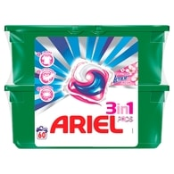 Gelové kapsle Ariel Touch of Lenor 60ks