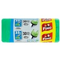 Fino pytle na odpadky s uchem zelené 35L 30ks