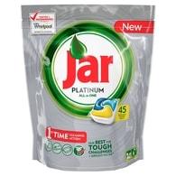 Jar kapsle na mytí nádobí Platinum Yellow 45ks