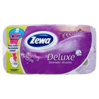 Zewa Lavender Dreams toaletní papír 8 rolí 3 vrstvy