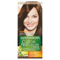 Garnier Color Naturals Crème dlouhotrvající vyživující barva středně hnědá 4