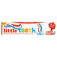 Aquafresh Little Teeth zubní pasta 50ml