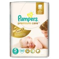 Pampers Premium Care 5 Junior 44ks jednorázové plenky
