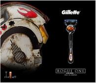Vánoční kazeta Gillette Fusion ProGlide Holicí strojek + Náhradní hlavice + gel na holení 75ml