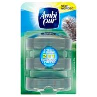 Ambi Pur Tea Tree & Pine WC blok náhradní náplň 3x55ml