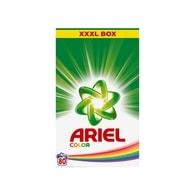 Ariel White&Color prací prášek 6kg Box 80PD
