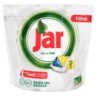 Jar kapsle na mytí nádobí Yellow 24ks