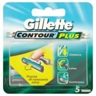 Contour Plus náhradní hlavice 5ks