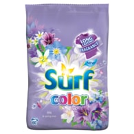 Surf Color Iris prací prášek 4,2kg 60PD