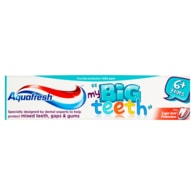 Aquafresh My Big Teeth zubní pasta 50ml