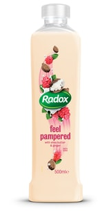 Radox Feel Pampered pěna do koupele 500ml