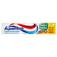 Aquafresh Mild & Minty zubní pasta 125ml