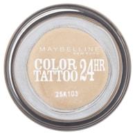 Maybelline Color Tattoo 24hr Eternal Gold 05 oční stíny