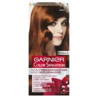 Garnier Color Sensation Intenzivní permanentní barvicí krém skořicová hnědá 5.35