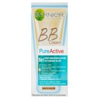 Garnier Skin Naturals Pure Active BB Cream 5v1 pro aknózní pleť normální odstín 50ml
