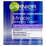 Garnier Skin Naturals Miracle Sleeping Cream noční krém proti stárnutí pleti 50ml