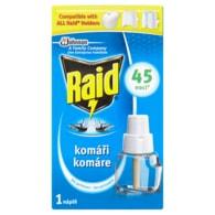 Raid Komáři elektrický tekutá náplň 27ml