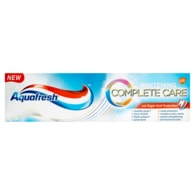 Aquafresh Complete Care Whitening zubní pasta s fluoridem 75ml