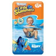 Huggies Little Swimmers Natahovací plenky na plavání 5-6 12-18kg 11 ks