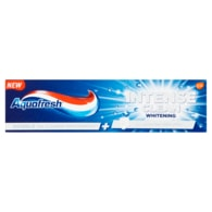 Aquafresh Intense clean whitening zubní pasta s fluoridem 75ml