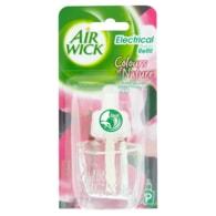 Air Wick Colours of Nature Elektrický osvěžovač - náplň růžové květy středomoří 19ml