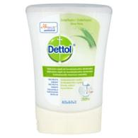 Dettol Náhradní náplň do bezdotykového dávkovače antibakteriální mýdlo s aloe vera 250ml