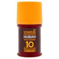 Nubian Olej na opalování OF 10 60ml