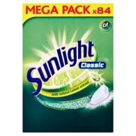 Sunlight Classic Tablety do myčky nádobí 84 ks 798g