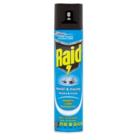 Raid Komáři & mouchy aerosol proti létajícímu hmyzu 400ml