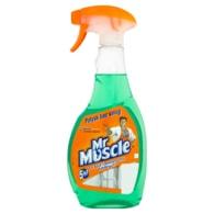 Mr. Muscle 5v1 čistič oken zelený 500ml