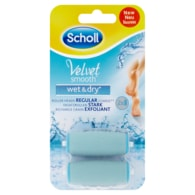 Scholl Velvet Smooth Wet & Dry rotační hlavice 2 ks