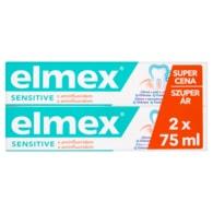 Elmex Sensitive Zubní pasta s aminfluoridem 2 x 75ml