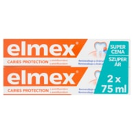 Elmex Caries Protection Zubní pasta s aminfluoridem 2 x 75ml